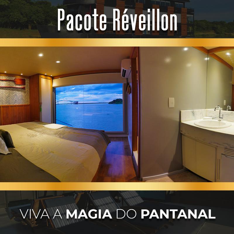 Pacote Réveillon - Viva a Magia do Pantanal